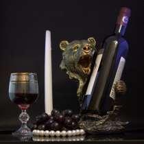 Подставка для вина, медведь, в Москве