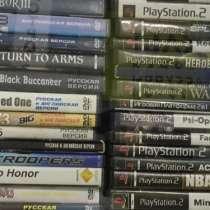 Игры Sony Ps2, в Пензе