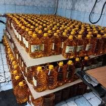 Продам масло подсолнечное нерафинированное из ВКО, в г.Караганда