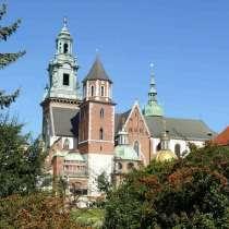 Обзорные экскурсии по Кракову, в г.Краков