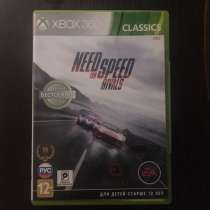 Xbox диск Need for speed Rivals, в Киришах