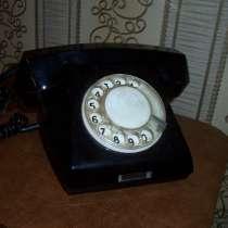 Советский телефонный аппарат 1970 г, в Москве