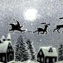 Шоу малювання снігом, в г.Черкассы