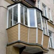 Отделка, утепление и обшивка балкона, в г.Витебск