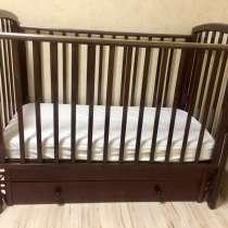 Продам детскую кроватку Гандылян «Дашенька», в Тюмени