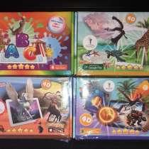 4D карточки для детей с дополненной реальностью, в Самаре