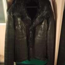 Зимняя куртка дубленка, в Видном