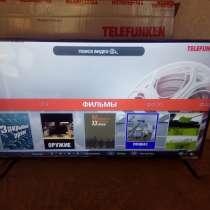 Новый телевизор.TELEFUNKEN TF-LED50S59T2SU. 850 руб. Без тор, в г.Гомель