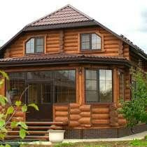 Установка заборов, дома из сруба(+по инд.проектам)залив фунд, в Чехове