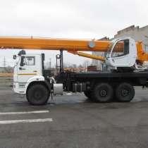 Автомобильный кран КС-45717К-3Р, в Санкт-Петербурге