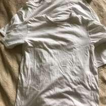 2 белые футболки, в Лобне