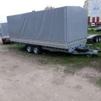 Новый польский прицеп для перевозки грузов и автомобилей, в г.Витебск