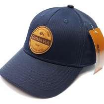 Бейсболка кепка Quiksilver (т. синий), в Москве