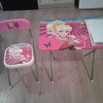 Продаётся детский столик и стульчик, в г.Аланья