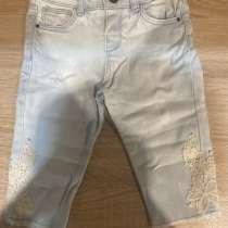 Джинсовые штаны (Zara), в Мурманске