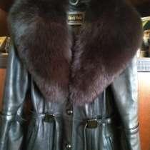 Продам пальто из натуральной кожи, в г.Гомель