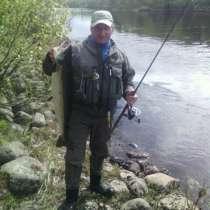Рыбалка на Кольском п-ве, в Мурманске