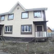 Дом 82 м² на участке 2 сот, в Бору