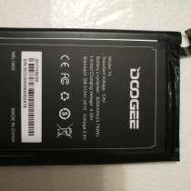 НОВАЯ Батарея для Doogee T6 - 6250мАч, в Москве