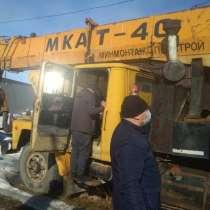 Продам автокран МКАТ-40, Тадано TG-500ERG,40тн-35м, в Уфе