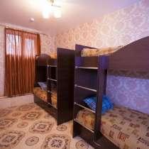 Теплый хостел Барнаула с хорошим отоплением, в Барнауле