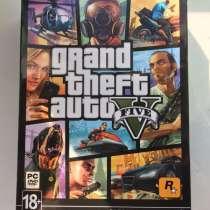 Компьютерная игра GTA 5, в Старом Осколе