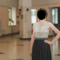 Вечернее платье в пол от бренда Milomoor Цена 7 000 рублей, в Уфе