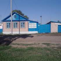 Продам теплый дом Илек все удобства, участок 7ст, гараж,баня, в Оренбурге