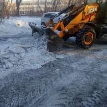 Услуги уборки и вывоза снега, в Каменске-Уральском