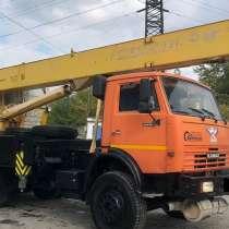Продам автокран Ивановец, КАМАЗ, 25 тн, в Оренбурге