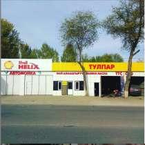 Сервис Тулпар в Бишкеке, в г.Бишкек
