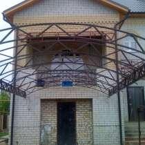 Изготовление и монтаж стальных металлоконструкций!, в Саратове