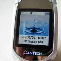 Ретро сотовый телефон Pantech, в Москве