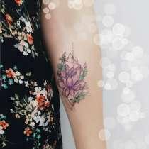 Татуировка, в Новосибирске
