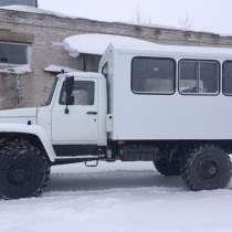 Вахтовый автобус ГАЗ Садко вахтовка Газ, в Красноярске