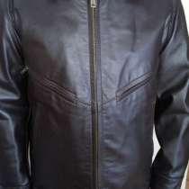 Куртка кожаная летная, в Саратове