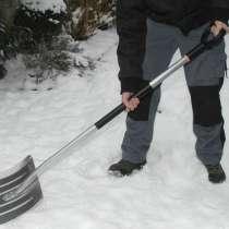 Уборка снега вручную, в Чебоксарах