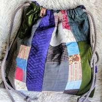 рюкзак из лоскутков пэчворк, в г.Иерусалим