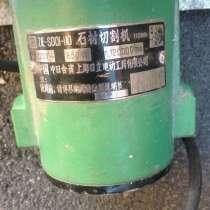 Мраморезка ZIE-SD0I-110мм, Япония, есть подвод воды, в Челябинске