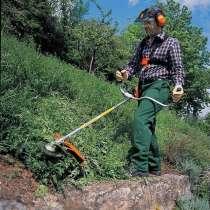 Услуги газонокосильщика покос травы в Артеме, в Владивостоке