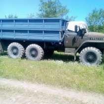 Услуга авто УРАЛ 4320 6Х6, в г.Бишкек