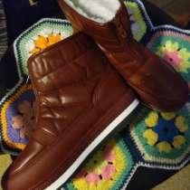 Продам новые ботиночки, в Красноярске