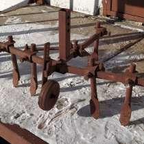Борона зубчатая. Рабочая ширина 1100 мм, масса 40 кг, в Чайковском
