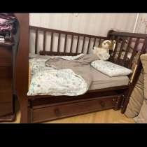 Кровать Лель с маятником, в Москве
