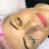 Пудровые брови, Перманентный макияж, Нанонапыление, в г.Украинка