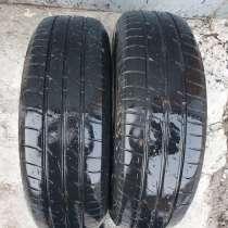 2 летние шины Bridgestone Ecopia EX20 185/70 R14, в Кемерове