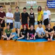 Баскетбольная секция, в г.Алматы