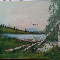 Картина маслом на холсте, в Волгограде