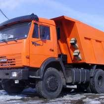 Вывоз мусора, доставка песка щебня итд, в Самаре