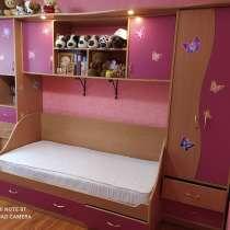Продам детскую стенку бу недорого, торг, в Саранске